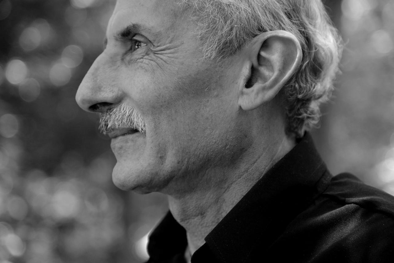 Jack Kornfield profile portrait