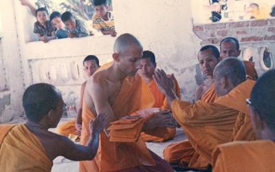 The Bodhisattva Way Dharma Talk