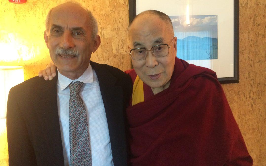 June 2016 Visit with the Dalai Lama