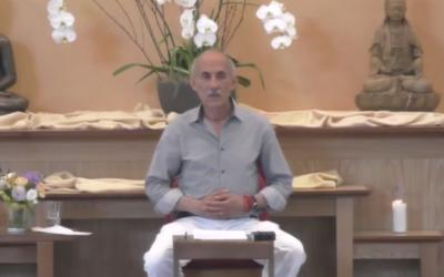 Video: Spirit Rock Mon. Night Talk on Right Effort