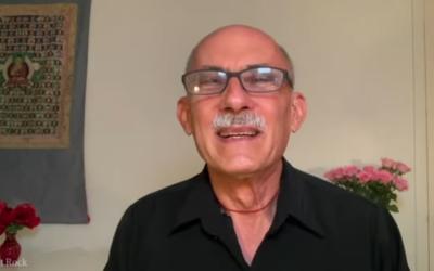 Video: Loving Witness Dharma Talk